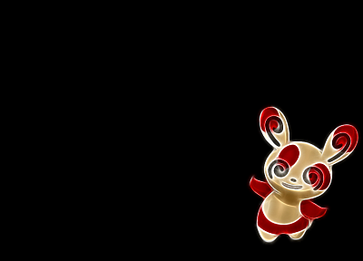 Pokemon, black background - newest desktop wallpaper