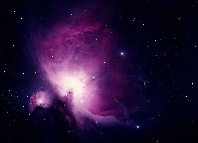 outer space, nebulae - related desktop wallpaper