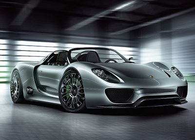 cars, Porsche 918 Spyder - random desktop wallpaper