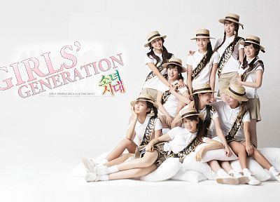 women, Girls Generation SNSD, celebrity - random desktop wallpaper