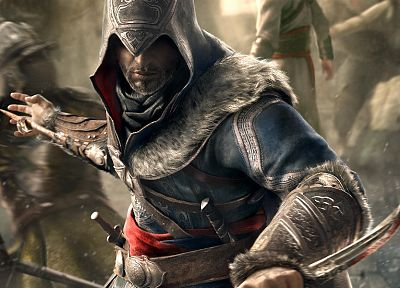 video games, PC, Assassins Creed Revelations, ACR, Ezio Auditore da Firenze - related desktop wallpaper