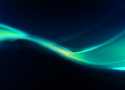 waves - desktop wallpaper