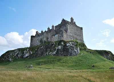 landscapes, castles, Scotland - related desktop wallpaper