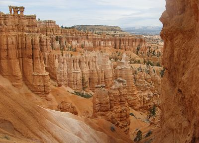landscapes, canyon, Bryce Canyon, Utah, National Park, rock formations - related desktop wallpaper