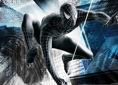 video games, Spider-Man, 3D, The Amazing Spider-man - random desktop wallpaper