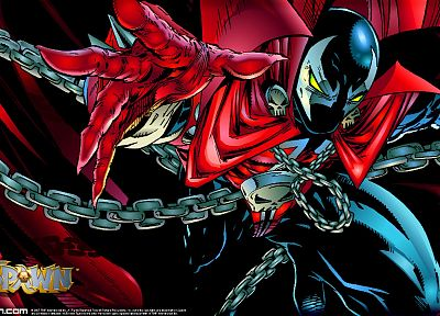 Spawn, comics - random desktop wallpaper