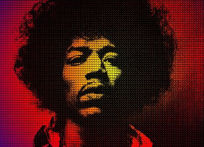 Jimi Hendrix - random desktop wallpaper