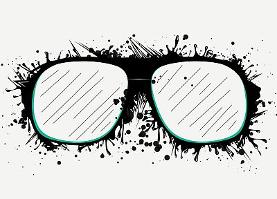 glasses, Kanye West - random desktop wallpaper