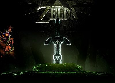 The Legend of Zelda - random desktop wallpaper