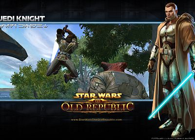 Star Wars, video games, republic, old, Star Wars: The Old Republic - related desktop wallpaper