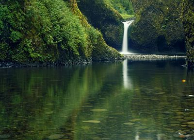 landscapes, nature, waterfalls, rivers - related desktop wallpaper