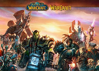 World of Warcraft, Warcraft - related desktop wallpaper