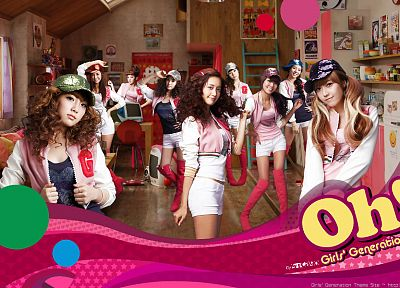 women, Girls Generation SNSD, celebrity, K-Pop - desktop wallpaper