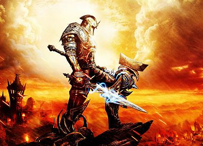 game, Knight of Amalur - random desktop wallpaper