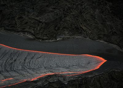 lava, magma, lava flow - random desktop wallpaper