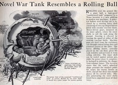 war, tanks, World War I, newspapers - desktop wallpaper