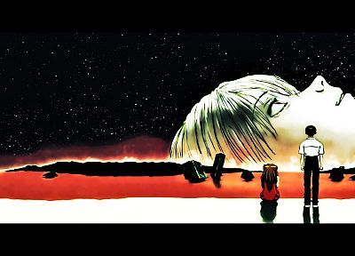Neon Genesis Evangelion, End of Evangelion, anime - related desktop wallpaper