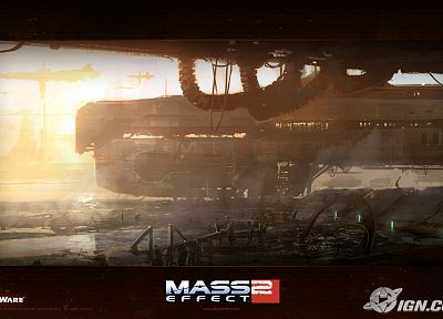 video games, BioWare, Mass Effect 2 - random desktop wallpaper
