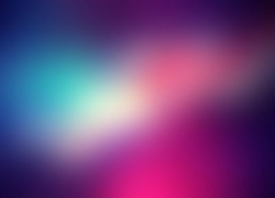 minimalistic, multicolor, gaussian blur - random desktop wallpaper