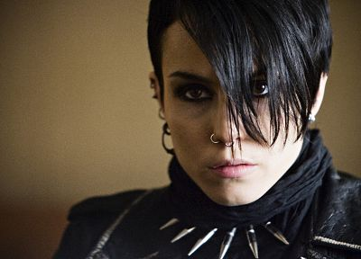 Noomi Rapace, Lisbeth Salander, Millenium - related desktop wallpaper