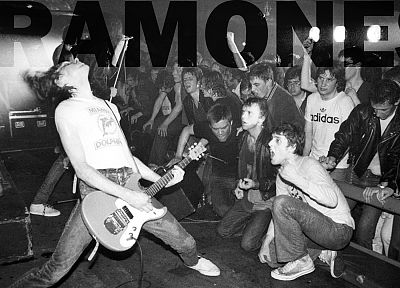 music, Rock music, The Ramones - random desktop wallpaper