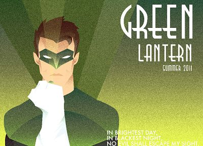 Green Lantern, DC Comics, superheroes - random desktop wallpaper