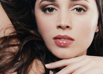 brunettes, women, Eliza Dushku - related desktop wallpaper