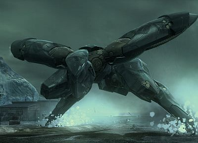 Metal Gear, Metal Gear Solid, Metal Gear Ray - related desktop wallpaper
