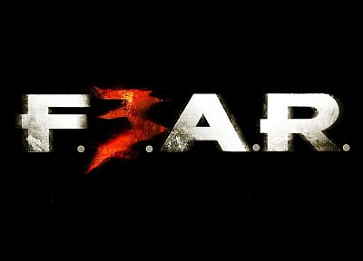 video games, Playstation 3, F.E.A.R 3 - random desktop wallpaper