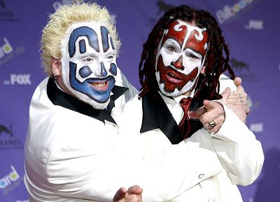 Insane Clown Posse, ICP - random desktop wallpaper
