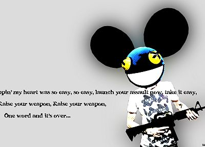 Deadmau5 - random desktop wallpaper