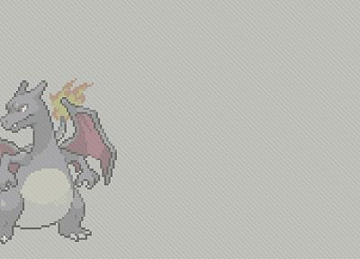 Pokemon, Charizard - random desktop wallpaper