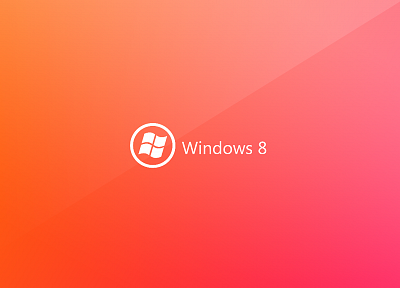minimalistic, DeviantART, Windows 8 - related desktop wallpaper