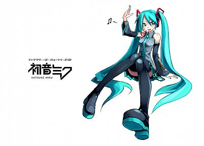 Vocaloid, Hatsune Miku - random desktop wallpaper