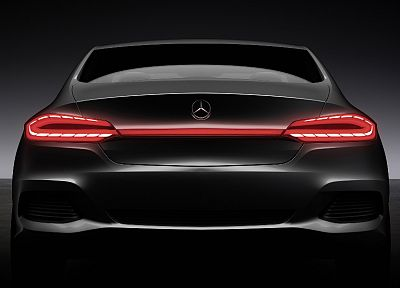 cars, supercars, concept cars, Mercedes-Benz - desktop wallpaper