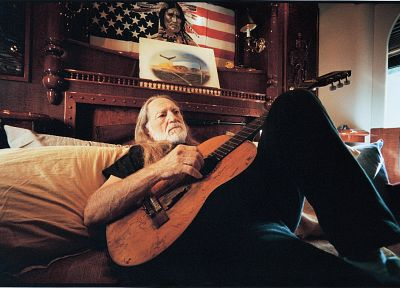 music, Country, Willie Nelson - random desktop wallpaper