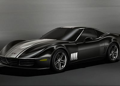 cars, concept art, Corvette - related desktop wallpaper