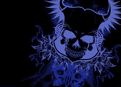 skulls - related desktop wallpaper