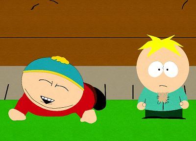 South Park, Eric Cartman, Butters Stotch - random desktop wallpaper