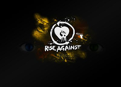 music, Rise Against, band - related desktop wallpaper