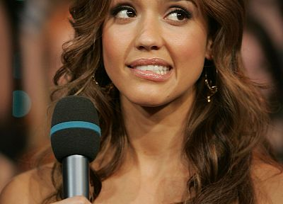 women, Jessica Alba, actress - random desktop wallpaper
