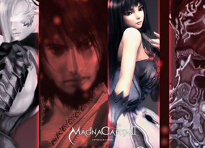video games, fantasy art, Magna Carta - random desktop wallpaper