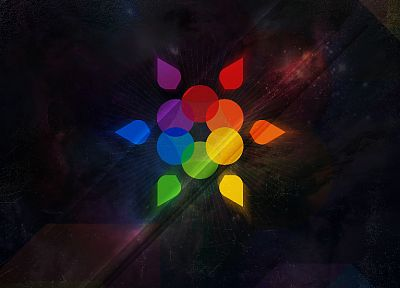abstract, multicolor - related desktop wallpaper