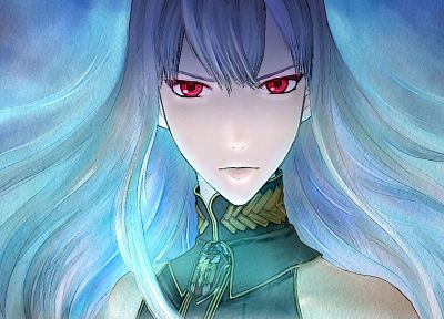 Selvaria Bles, Valkyria Chronicles - random desktop wallpaper
