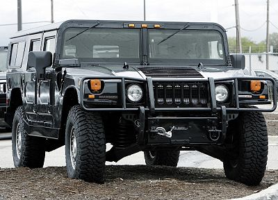 vehicles, Hummer, Hummer H1 - random desktop wallpaper