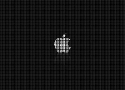 dark, Apple Inc., Mac, Dark Sector, logos - desktop wallpaper