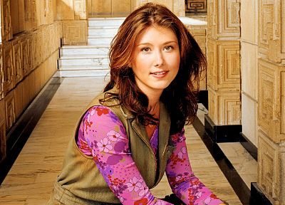 brunettes, women, Serenity, actress, Firefly, Jewel Staite, Kaylee Frye - random desktop wallpaper