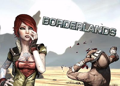 Borderlands, Lilith - random desktop wallpaper
