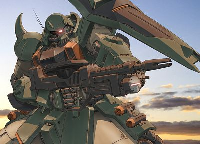 Gundam - random desktop wallpaper