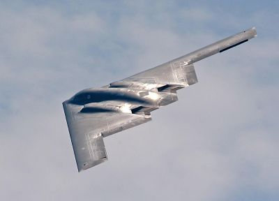 aircraft, stealth bomber, B-2 Spirit - random desktop wallpaper